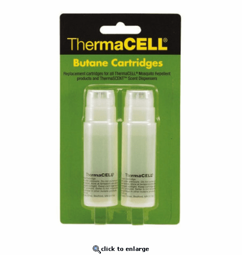 Thermacell Butane Refills - 2 Pack