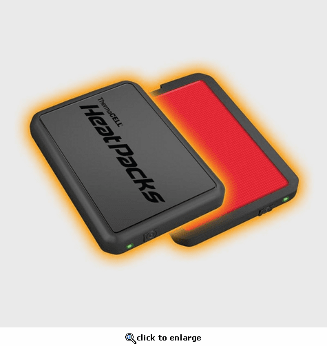 ThermaCELL Heat Packs Rechargeable Pocket Warmer