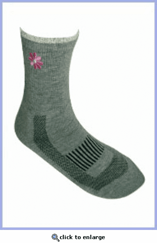 Thunderbolt Heated Women's Sock