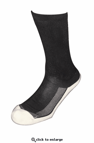 Thunderbolt Men's Plug-In Heated Sock