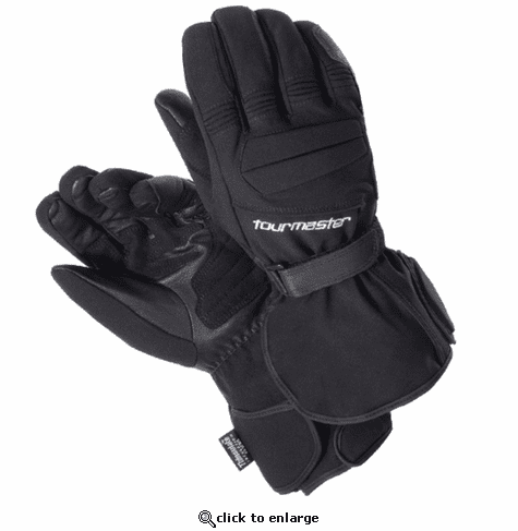 TourMaster Synergy 2.0 Electrically Heated Textile Gloves