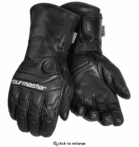Tourmaster Synergy 7.4V Women's Leather Heated Gloves