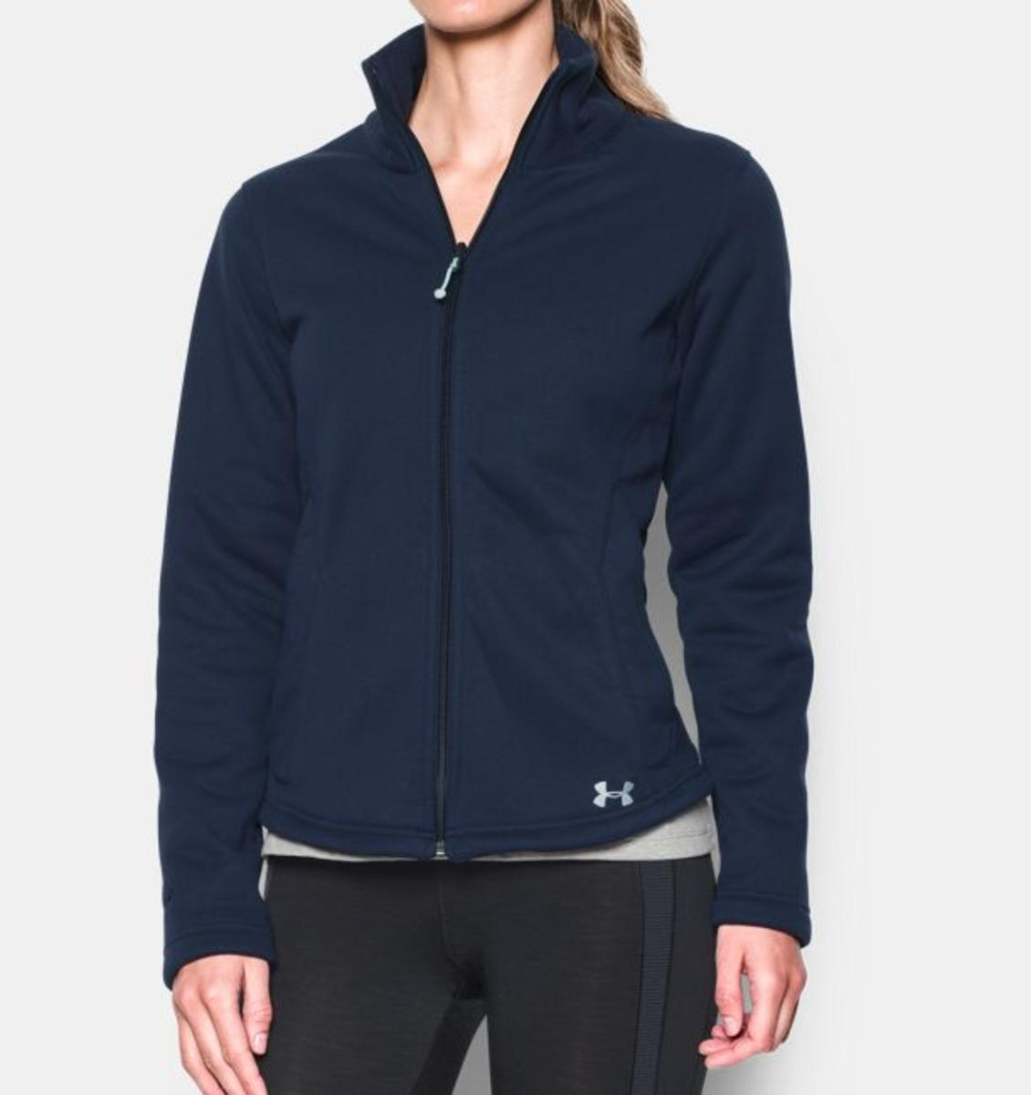 8346d05a Under Armour Women's UA ColdGear Infrared Sienna 3-In-1 Jacket - The ...