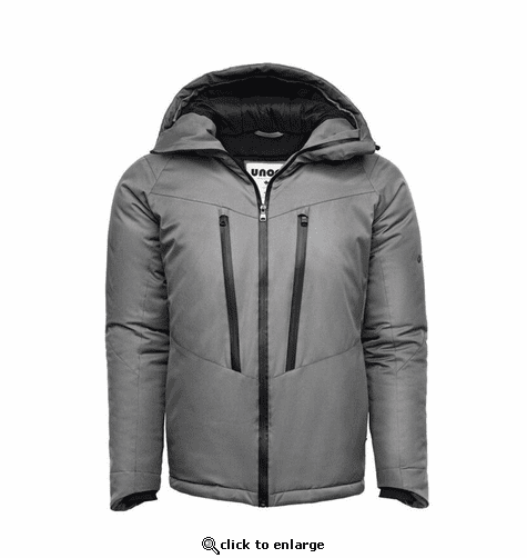 Unoo Men's Wyne Heated Jacket