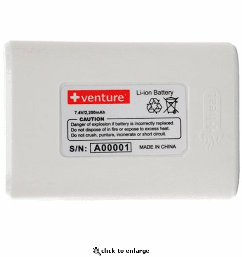 Venture Heat 604 Lithium Ion Battery