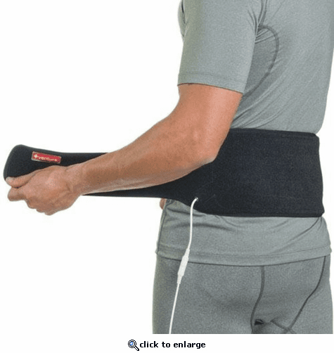 Venture Heat At-Home FIR Back Heat Therapy