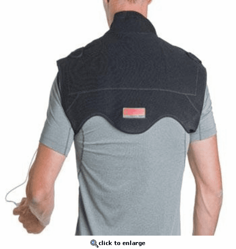 Venture Heat At-Home FIR Heat Therapy Neck and Shoulder Wrap