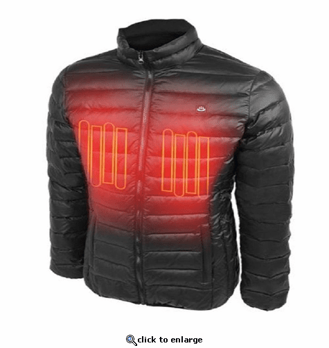 Venture Heat Explorer Heated Down Jacket for Women