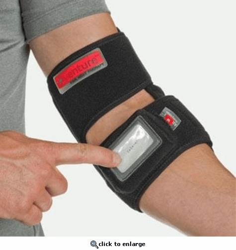 Venture Heat Rechargeable Infrared Heat Wrap - Elbow