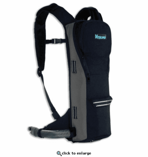 Veskimo 4.4 Quart Hydration Backpack with Lithium-Ion Battery
