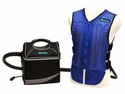 Veskimo Circulatory Cooling Vest and 9 Quart Cooler Complete System