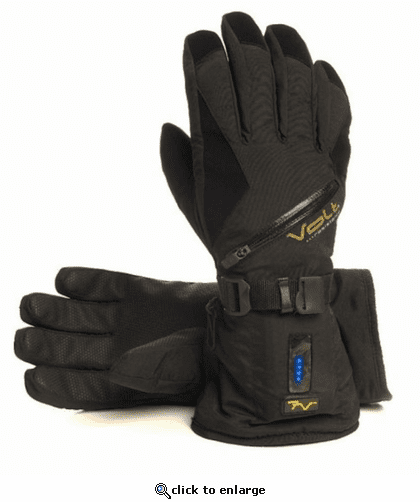 Volt Alpine X 7V Lightweight Heated Snow Gloves