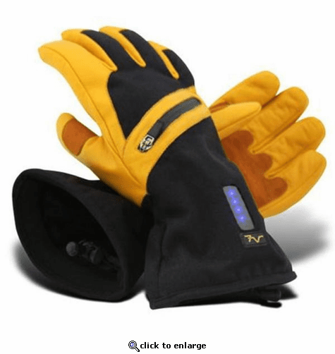 Volt Resistance - Battery Heated Work Gloves
