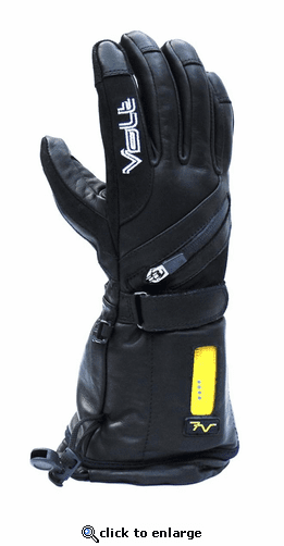 Volt Heat Titan 7V Waterproof Leather Heated Gloves for Women