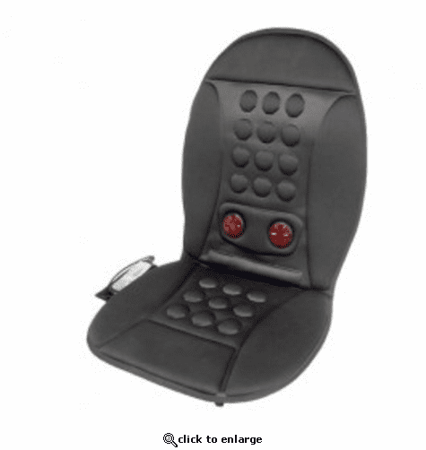 Wagan Infra Heat Massage Cushion