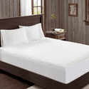 Woolrich Heated Sherpa Mattress Pad - Twin