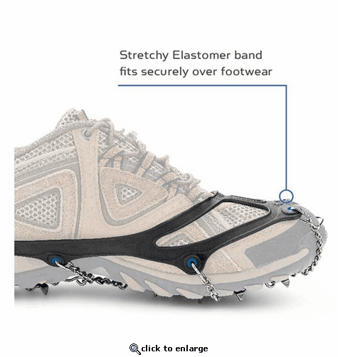 Yaktrax Traverse Traction Device
