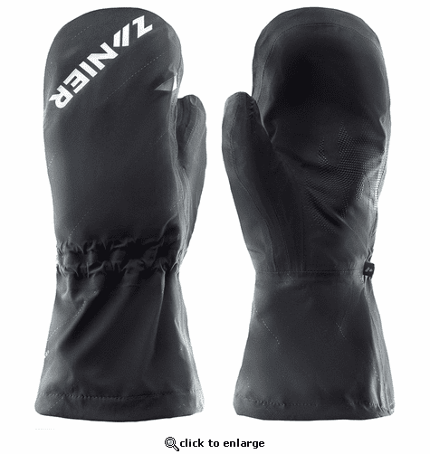 Zanier Heated Shell Mittens