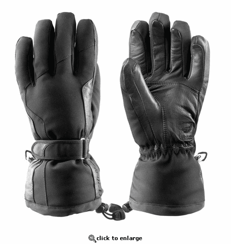Zanier Men's Fieberbrunn ED Alpine Gloves