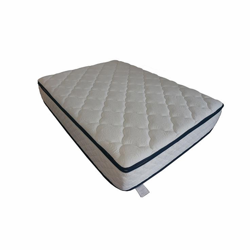 "13"" Blue Gel Memory Foam Mattress with Pillow Top--- FULL size"