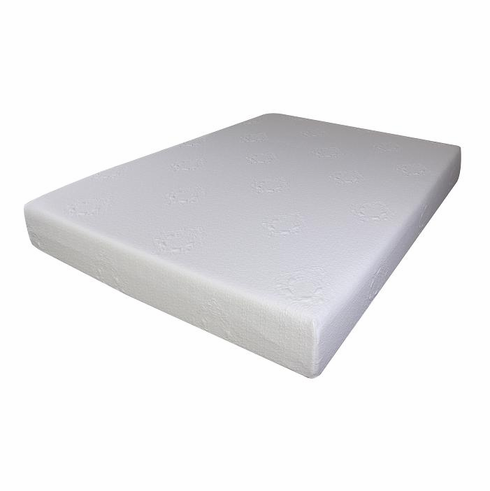"8"" Memory Foam Mattress   Twin Size"