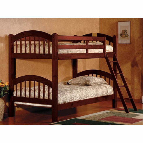 *Cherry Arch bunk bed divisible to 2 beds