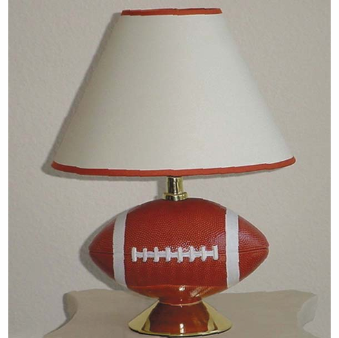 Football Table Lamp (2 pcs/ each is $12.50)
