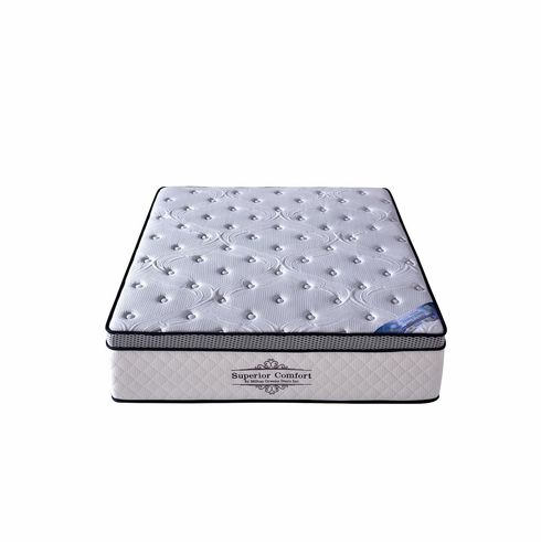 "KING SIZE 15"" MEMORY FOAM MATTRESS"