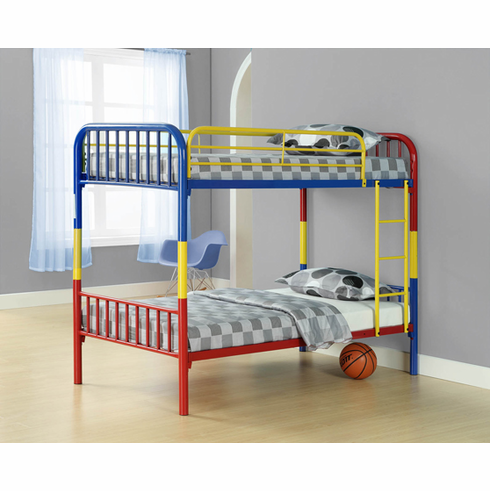 *Multi-Color Bunkbed