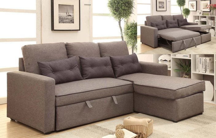 Astonishing Pull Out Sofa Bed With One Arm Evergreenethics Interior Chair Design Evergreenethicsorg