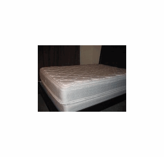 Queen Size Double Sided Pillow Top Mattress And Box Spring