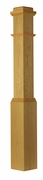 4091 Box Newel 6-1/4 inch square