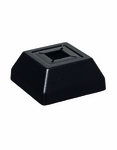 Easy Fit Square Flat Shoe - 1/2""