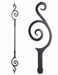 Hollow Endecor 3 Slide Baluster