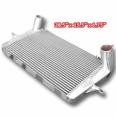 CROWN VICTORY FRONT MOUNT TURBO INTERCOOLER W/FREE SHIPPING