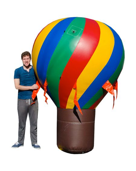 8' Spiral Balloon - Used