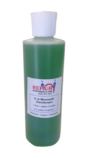 8 oz. Concentrated Inflatable Disinfectant
