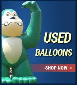 Used Giant Advertising Balloons for Sale