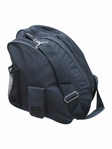 A&R Black Sports Skate Bag Deluxe