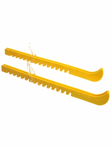 A&R Sports Gold Figure Blade Gards