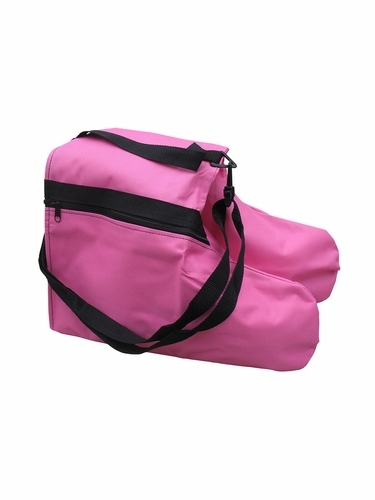 A&R Sports Hot Pink Saddle Skate Bag