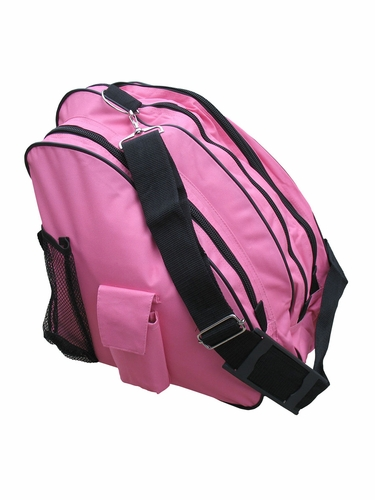 A&R Sports Hot Pink Skate Bag Deluxe