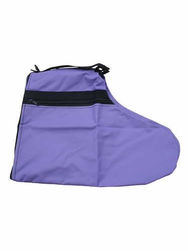 A&R Sports Lilac Saddle Skate Bag