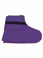 A&R Sports Purple Saddle Skate Bag