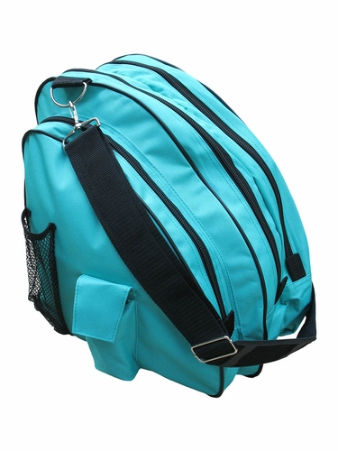 A&R Sports Turquoise Skate Bag Deluxe