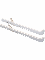 A&R Sports White Figure Blade Gards
