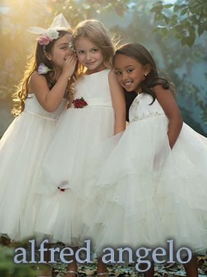 Alfred Angelo Communion Dresses