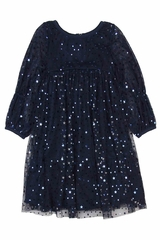 Biscotti 112 Starry Night Empire Dress