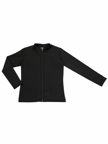 Jerry's 405 Girls Black Fleece Ice Jacket