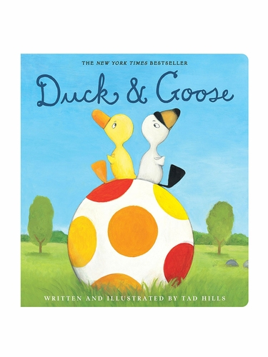 Duck & Goose Book
